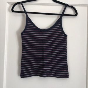 Striped Brandy Melville Tank